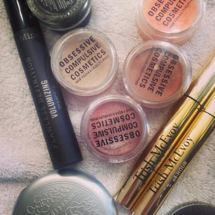 60 second makeup look using Cruelty Free makeup!