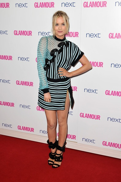 Laura Whitmore – Glamour Awards