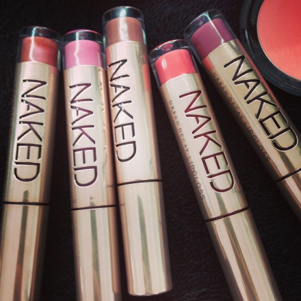 Urban Decay – Naked Glosses