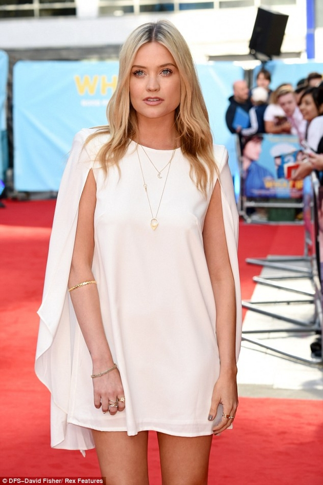 Laura Whitmore – Get The Look – Premiere of What If